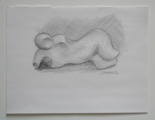 drawing henry moore